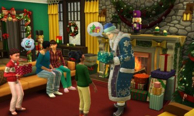 The Sims 4 Seasons Expansion
