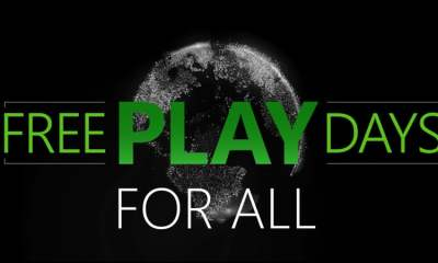 Xbox One - Free Play Days