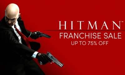 Humble Hitman sale