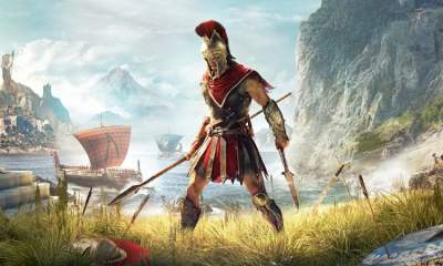 Assassins Creed Odyssey art