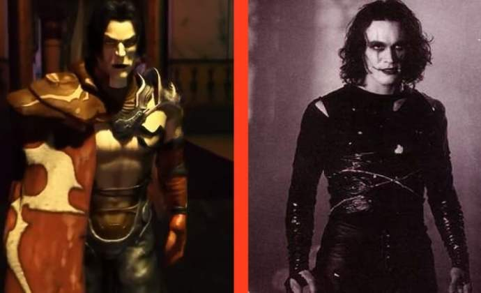 The Legacy of Kain vs The Crow