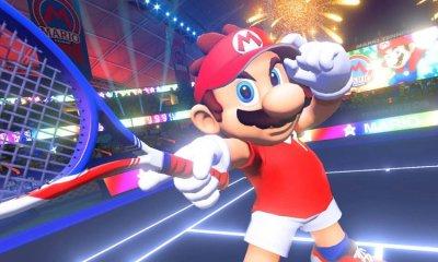 Mario Tennis Aces - Mario