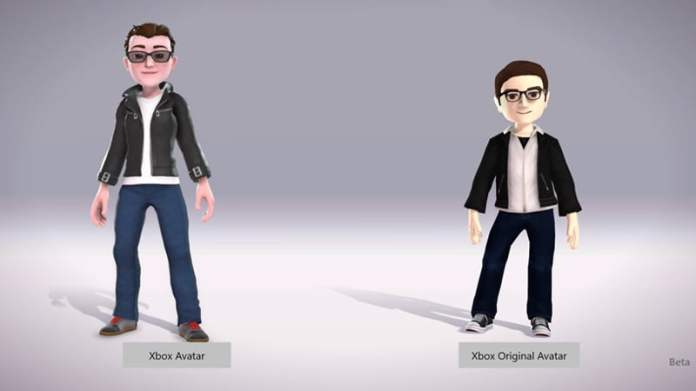 New Xbox Avatars