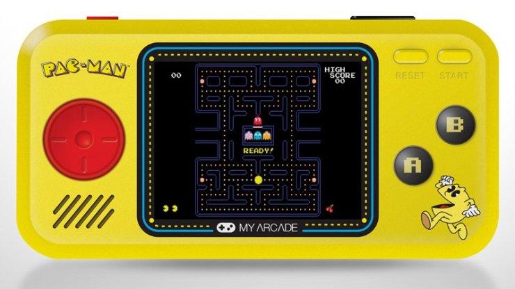 Pac-Man Pocket Player