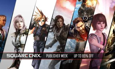 humble square enix publisher week sale