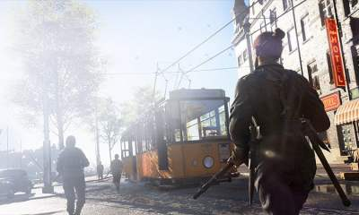 Battlefield V Open Beta