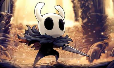 Hollow Knight Godmaster