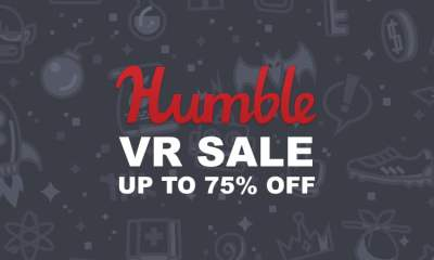 Humble VR sale