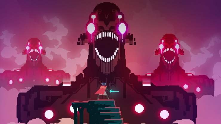 Hyper Light Drifter monsters