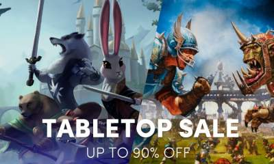 Humble tabletop sale