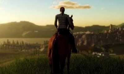 Farming Simulator 19 - horses