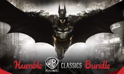 Warner Bros games - Humble Bundle