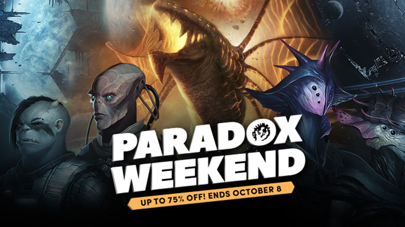 Save up to 75% in the Paradox Interactive Humble Store sale