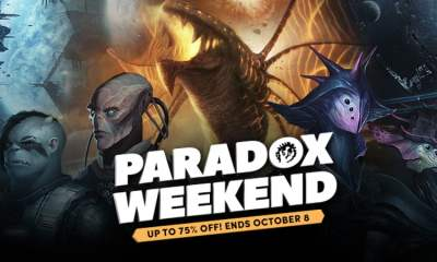 Paradox Interactive Humble Store sale