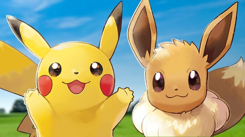 What's the difference between Pokémon Let's Go Eevee and Pikachu? – Thumbsticks