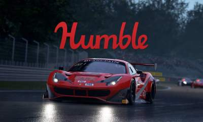 Humble Store Festival of Speed sale