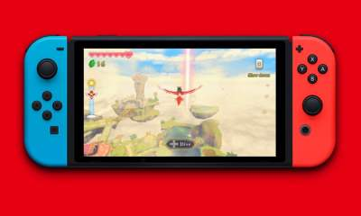 The Legend of Zelda: Skyward Sword Switch