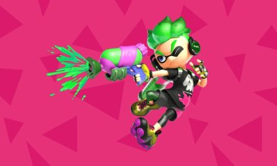 Splatoon 2 art
