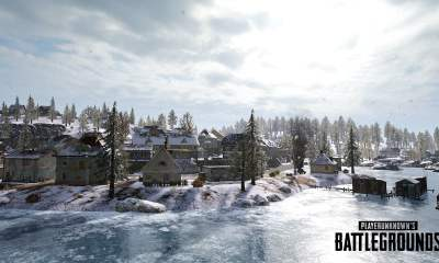 PUBG winter map Vikendi