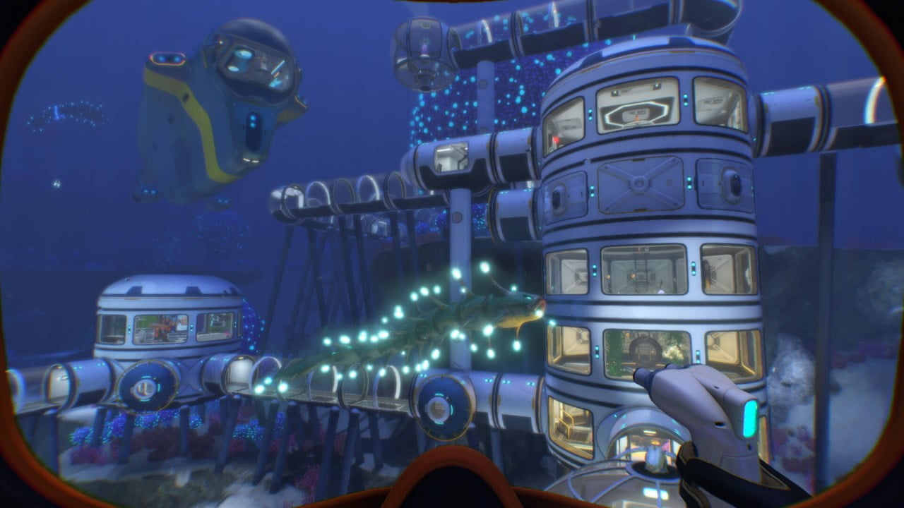 Don't forget: Subnautica is free right now on the new Epic Store