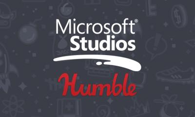 Humble Microsoft Studios sale