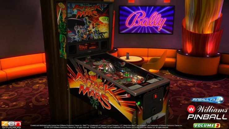 Pinball FX3 - Williams Vol. 2