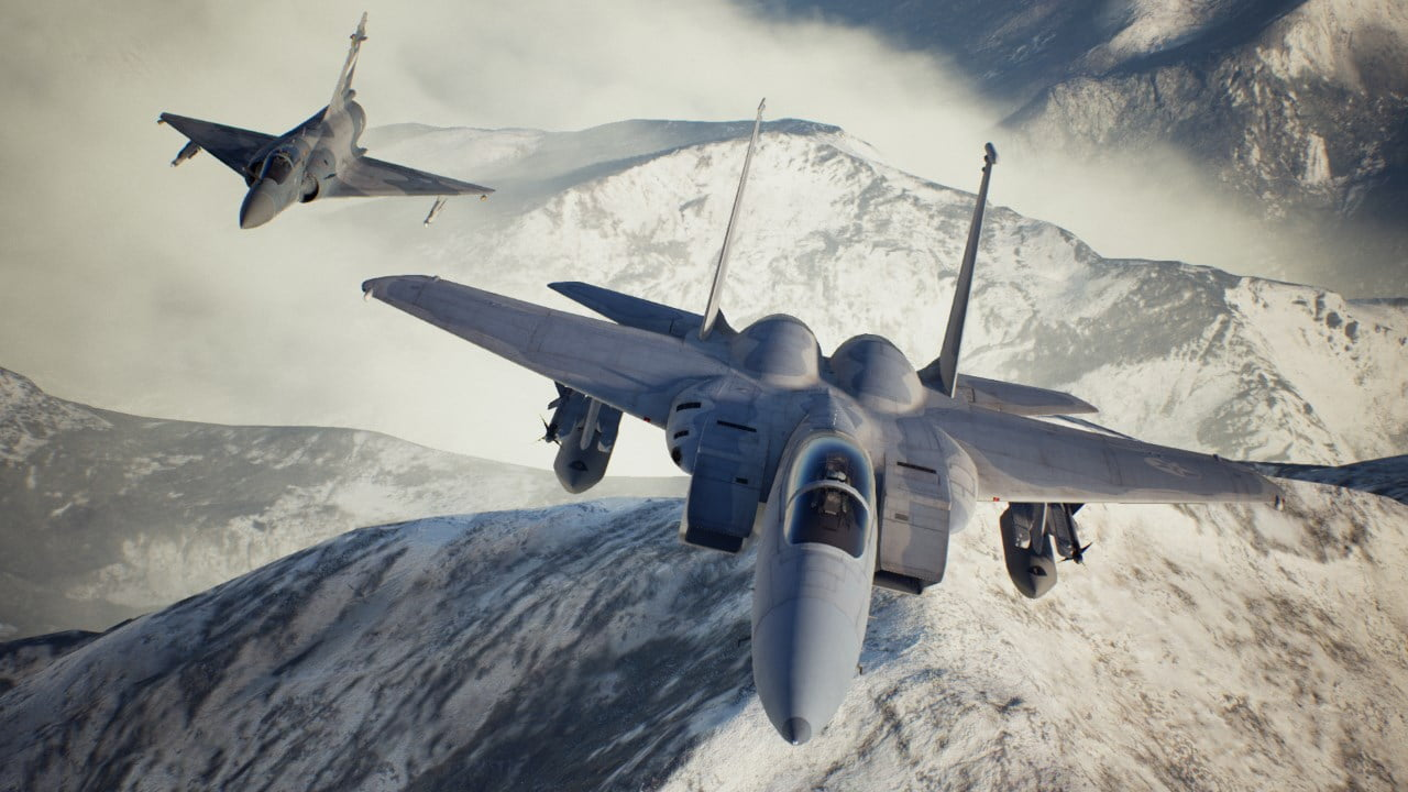 What are the Ace Combat 7 system requirements?