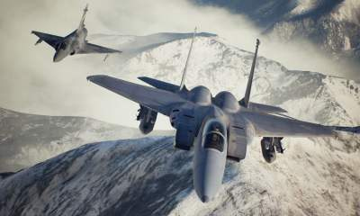 Ace Combat 7 system requirements