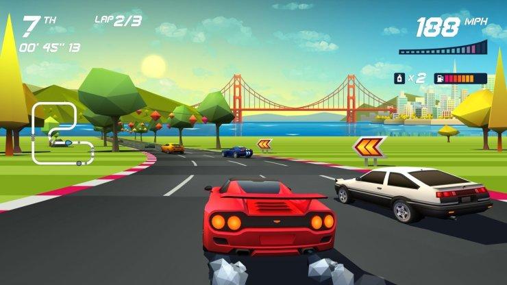 Horizon Chase Turbo San Francisco