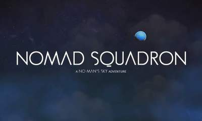 No Mans Sky movie Nomad Squadron