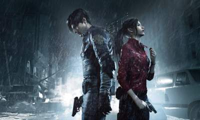 Resident Evil 2 Claire and Leon scenarios