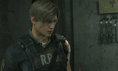 Resident Evil 2 One-Shot demo