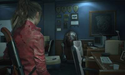 do you need ink ribbons to save Resident Evil 2
