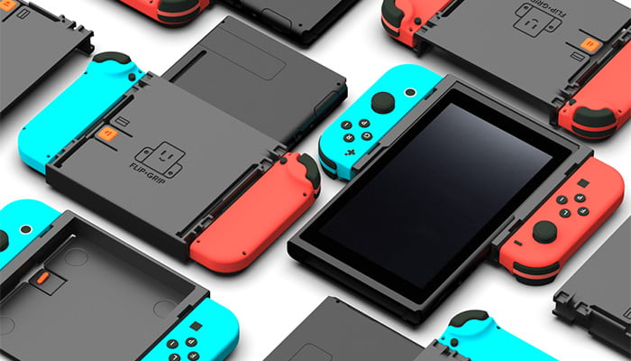 Nintendo Switch Flip Grip