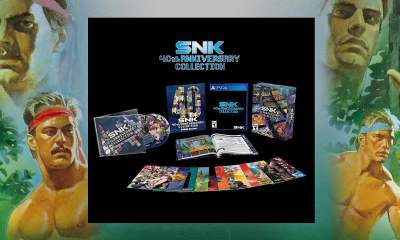 SNK 40th Collection PS4