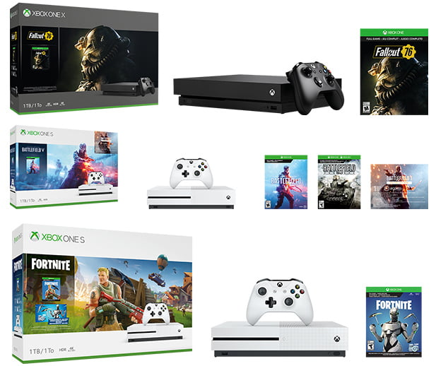 Xbox One Bundles 2019