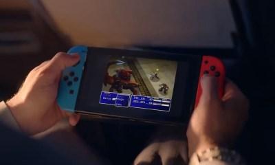 Final Fantasy VII on Nintendo Switch