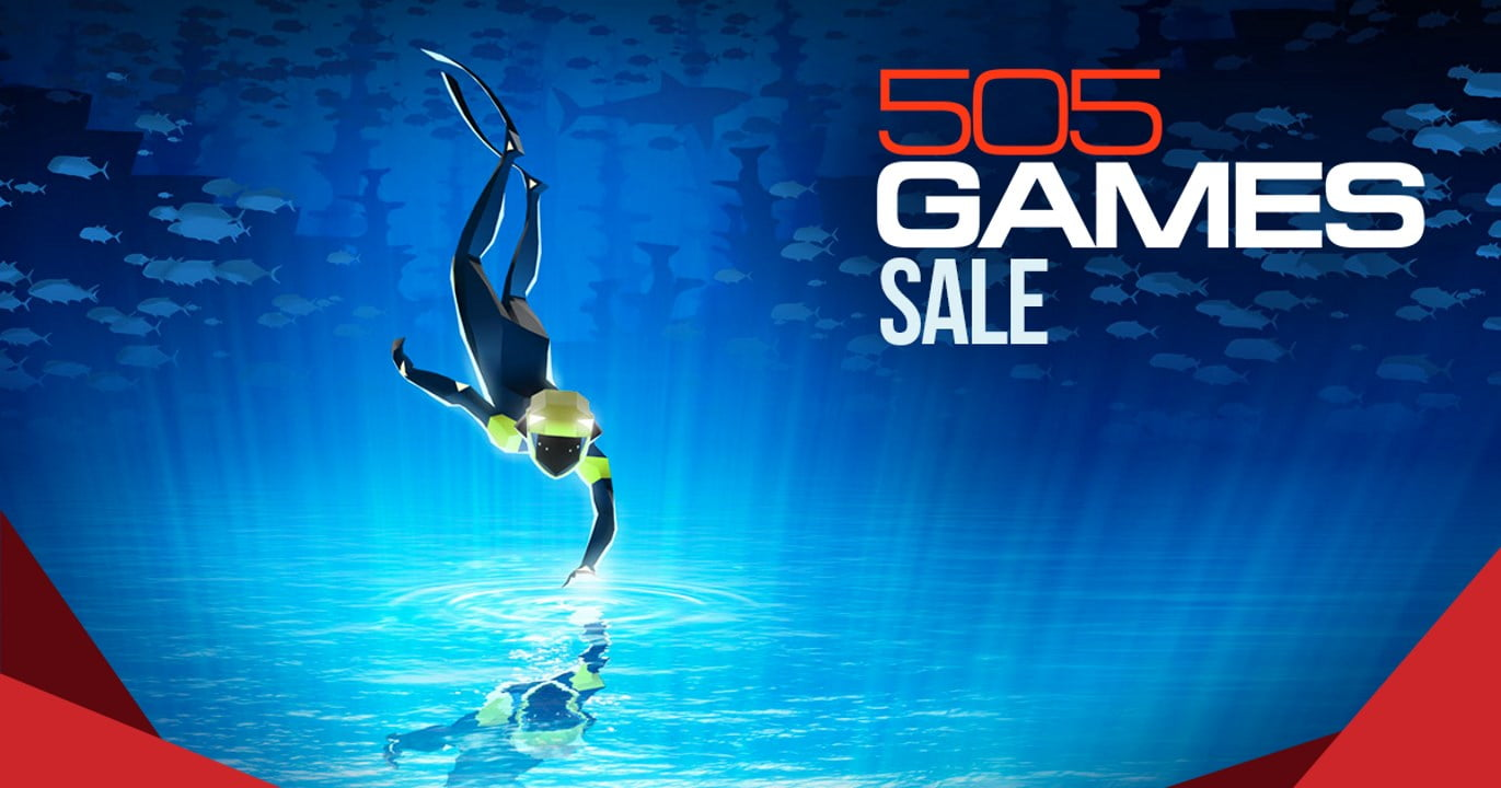 Save up to 90% in the Humble 505 Games sale
