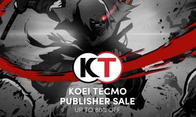 Humble Koei Tecmo sale