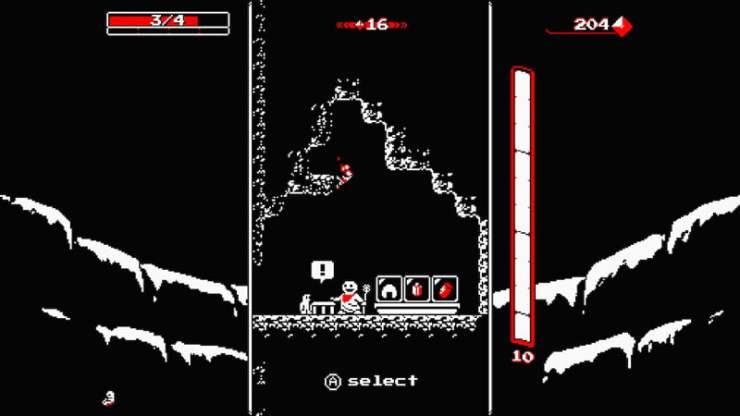 Downwell - Nintendo Switch