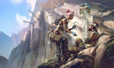 how to revive yourself in Apex Legends