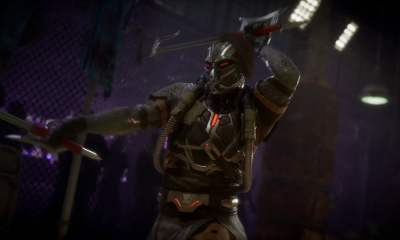 Mortal Kombat 11 - Kabal