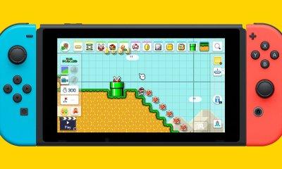 Nintendo Direct - Super Mario Maker 2