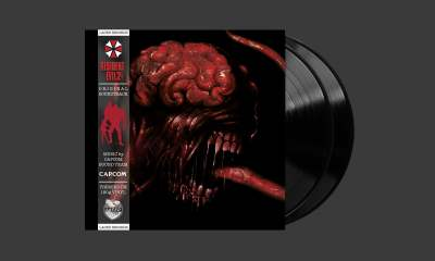 Resident Evil 2 soundtrack