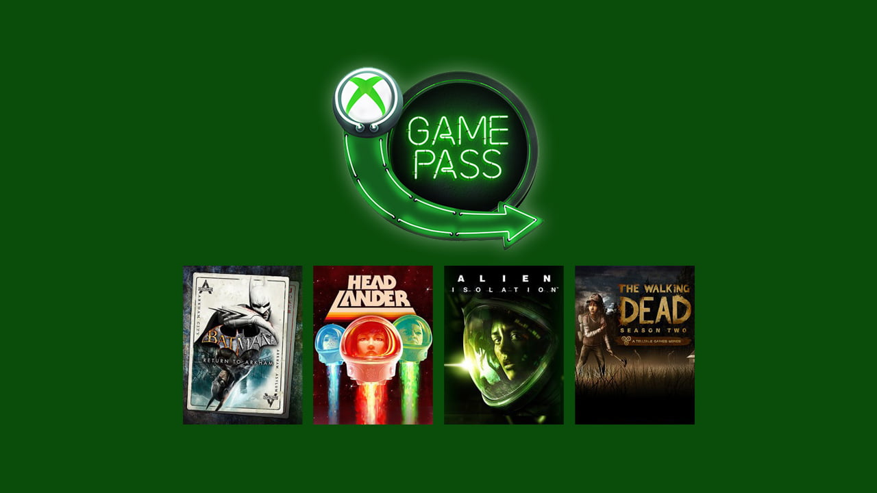New games come to Xbox Game Pass today
