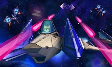 Nintendo 3DS Puzzle Swap - Star Fox 64