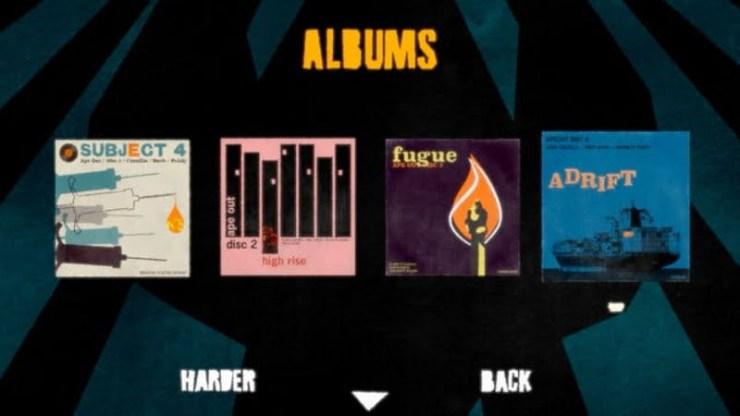 Ape Out albums