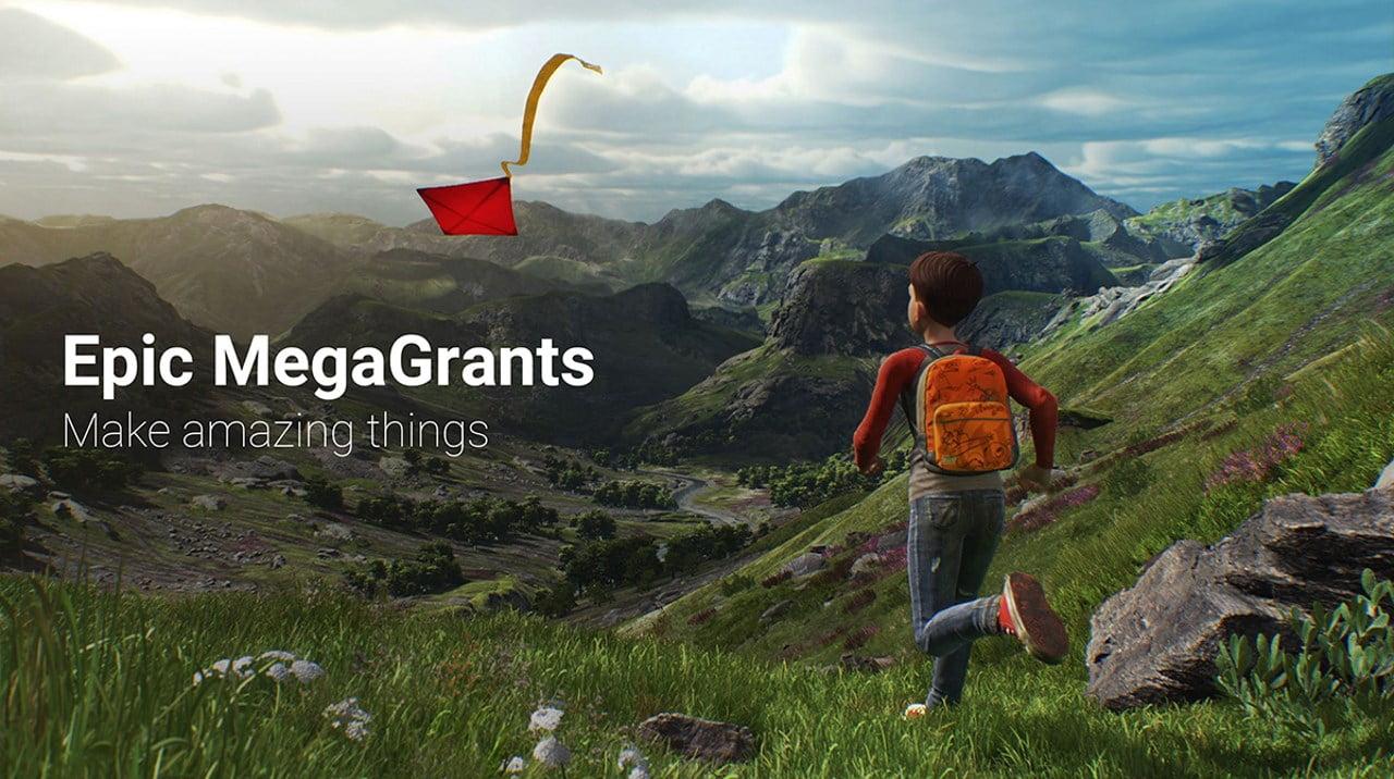 ICYMI, Epic Games launches $100m Epic MegaGrants initiative
