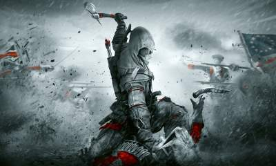 Assassin's Creed III art