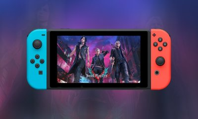Devil May Cry 5 - Nintendo Switch